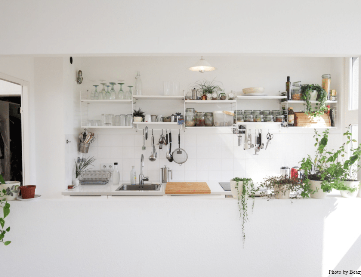 Open Shelving Kitchen Do S And Don Ts To Keep In Mind