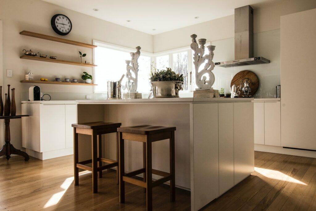 open shelving kitchen trends 2021
