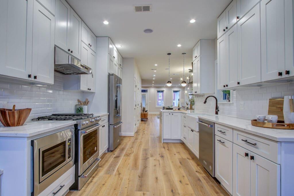 average small kitchen remodel cost