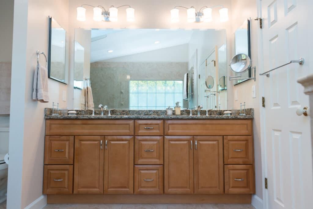 bathroom storage solution