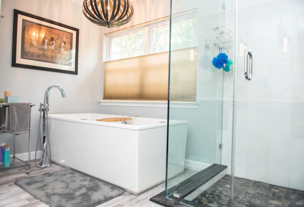 breakdown of bathroom remodel costs