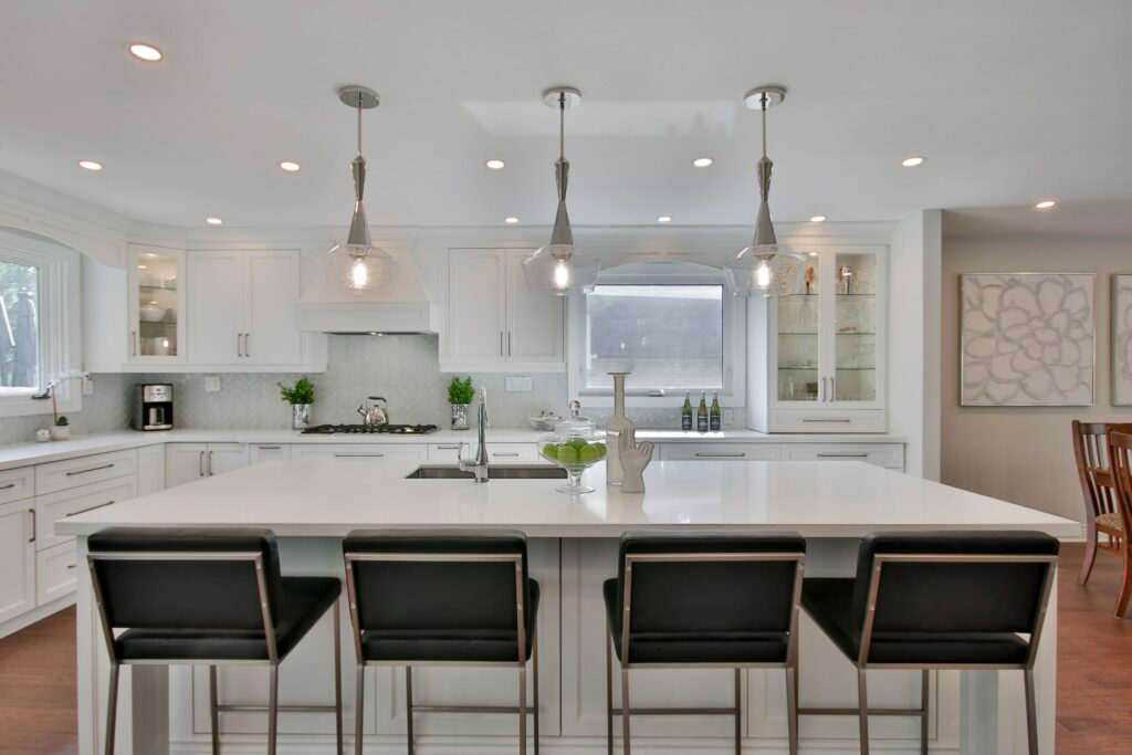 kitchen remodel scale
