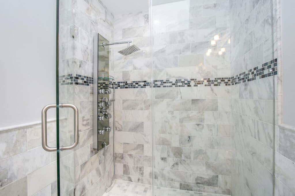 bathroom tile remodel Olney