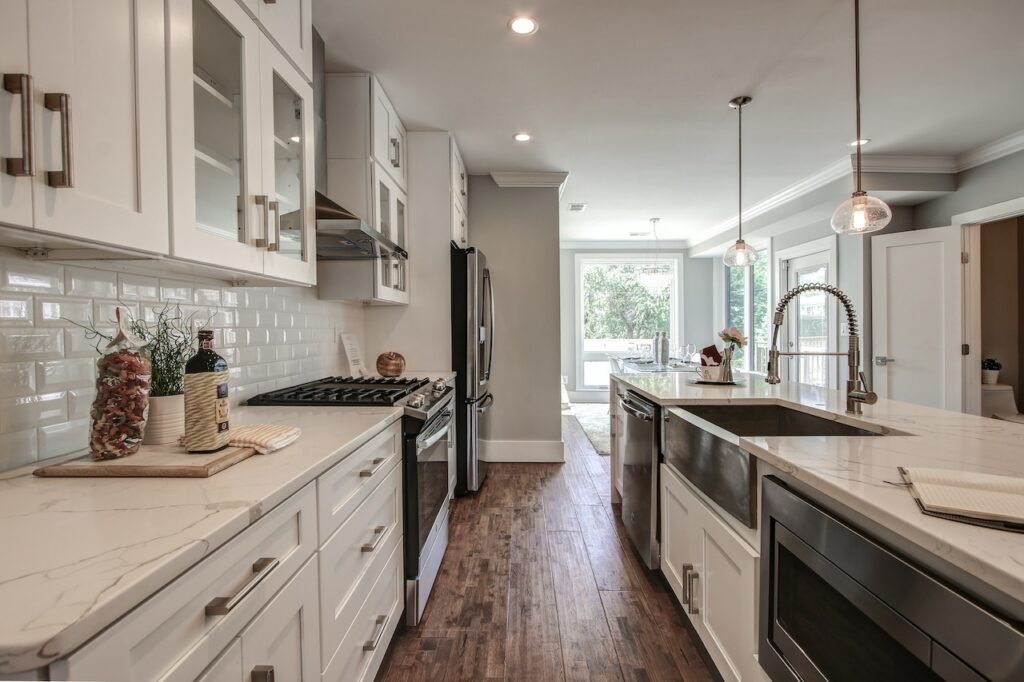 mid-scale cost kitchen remodeling Columbia
