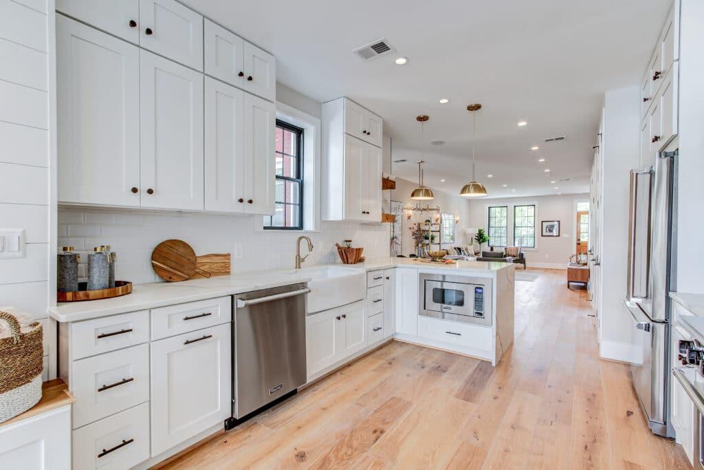 minor kitchen remodel costs