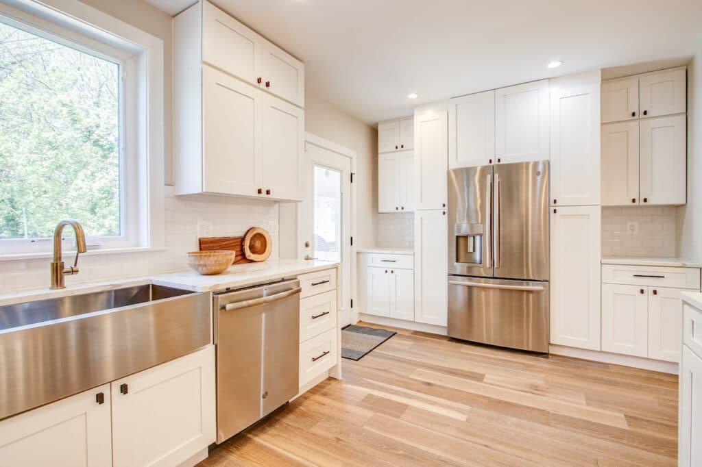selecting kitchen appliances
