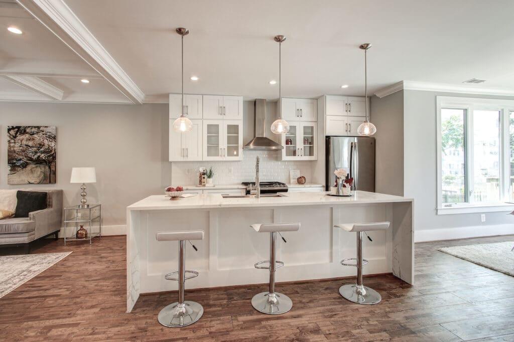 small kitchen lighting mistakes