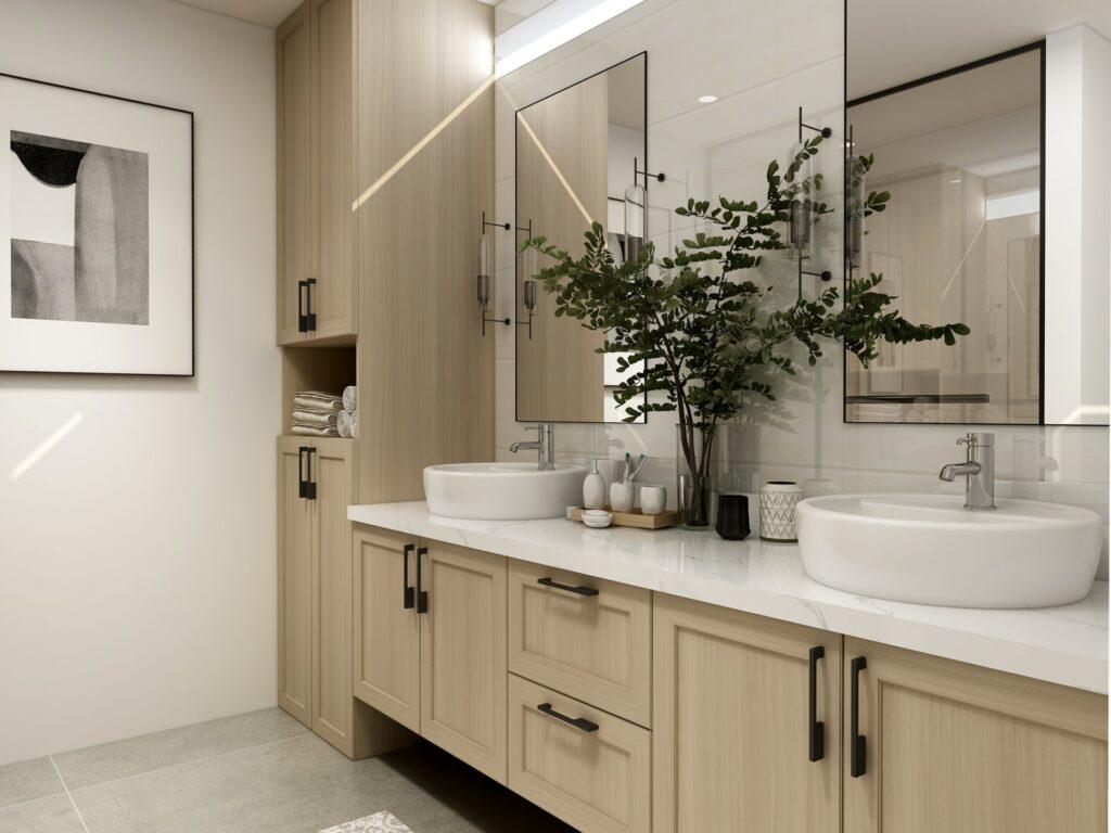 factors length of a bathroom remodel