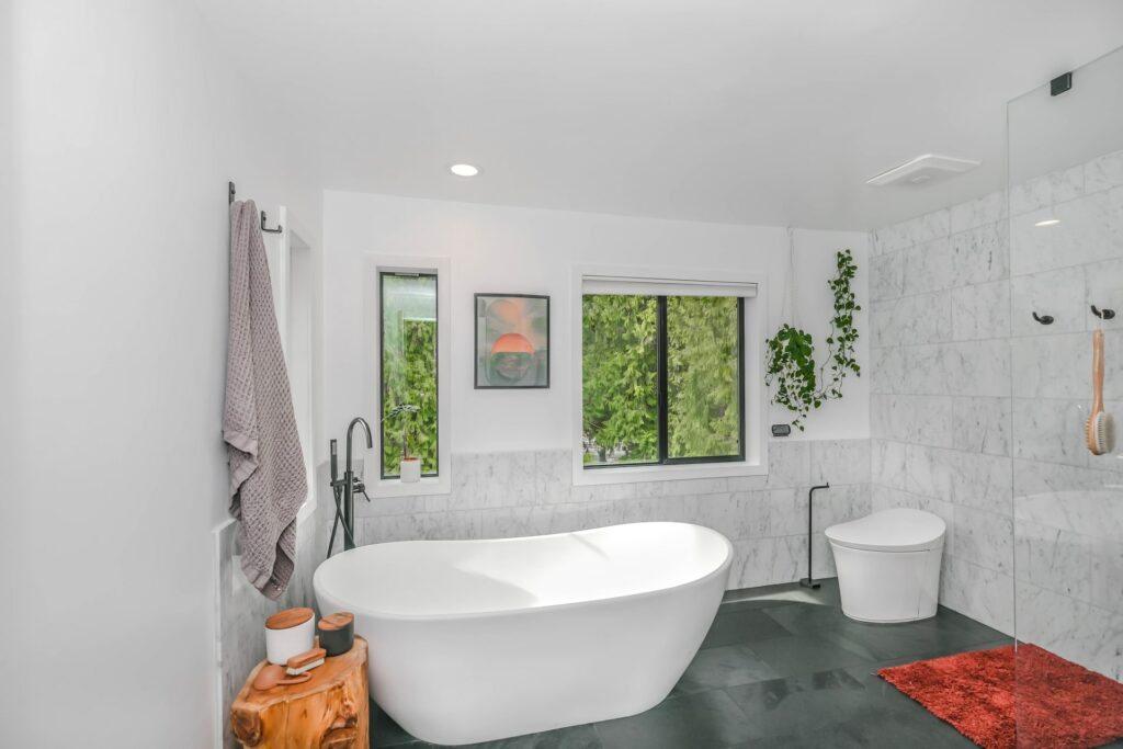 save bathroom remodel time